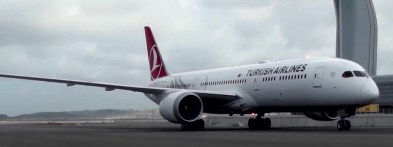 Турецкие Авиалинии Минск