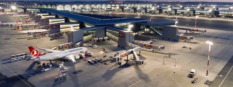 Авіаквитки Турецьких Авіаліній - купити квитки в Стамбул, Анталію, Бодрум, Даламан, Ізмір