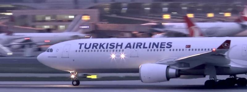 Турецкие авиалинии официальный топ из Санкт-Петербурга