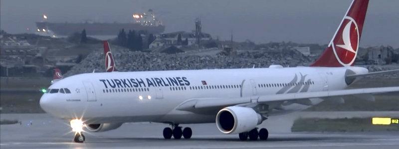 Turkish Airline: информация об авиакомпании