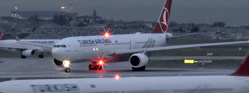 Бронирование авиабилетов Турецких авиалиний